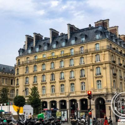 Paris Family Hotel: Hilton Paris Opera Review