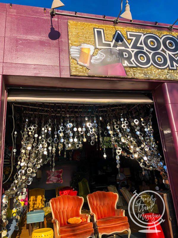 The LaZoom Room