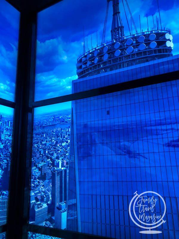 Skypod One World Observatory