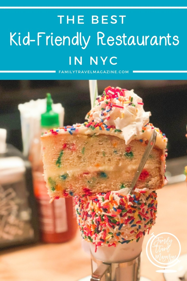 The Best Kid Friendly Restaurants In Nyc Family Travel