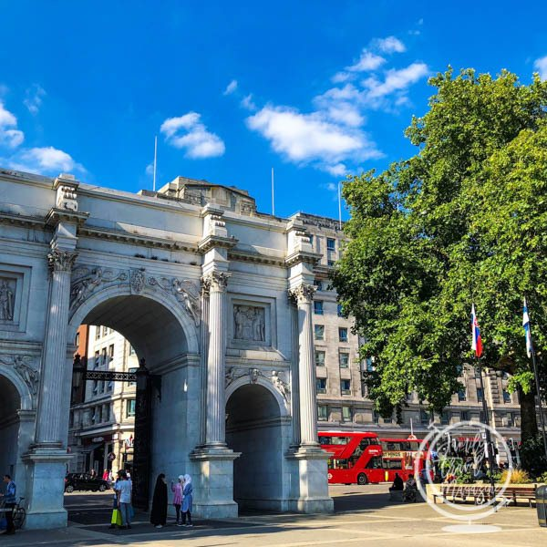 Marble Arch Hyde Park