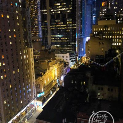 Review of the InterContinental New York Times Square Hotel