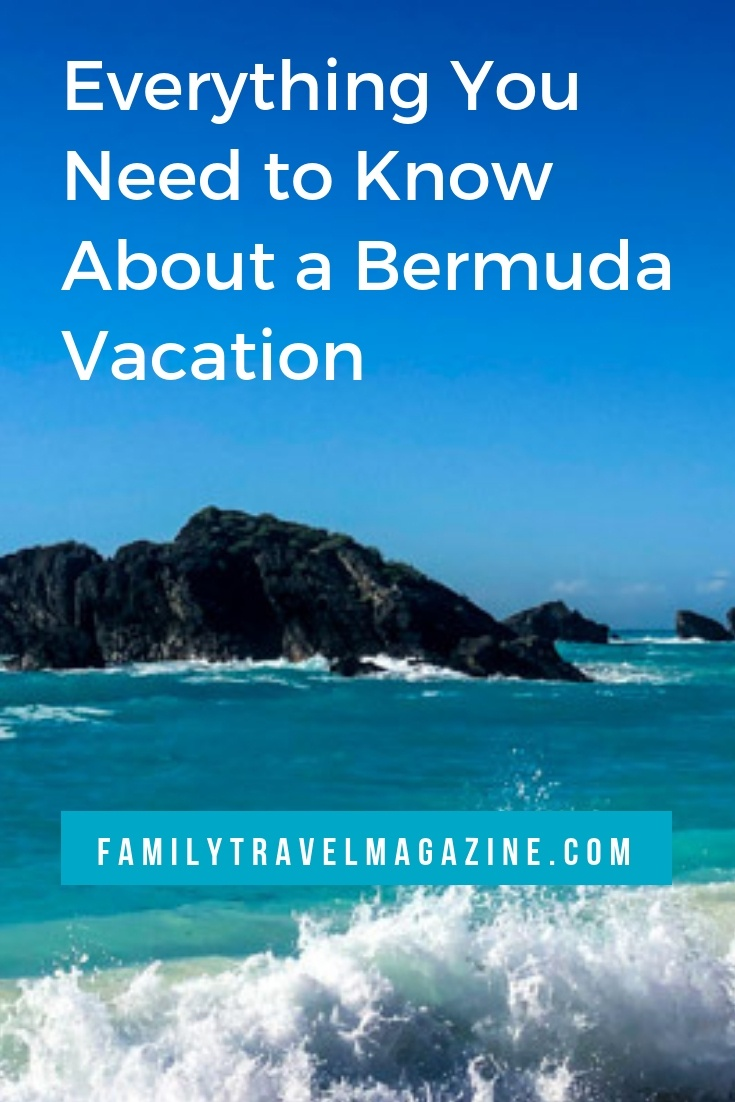 Here are our tips for Bermuda vacations with kids, including things to do in Bermuda, top rated Bermuda resorts, and overall tips for a smooth vacation. This Atlantic island off the coast of the United States is one of the most beautiful places and offers beautiful beach resorts. See some of our favorite pictures. #famiytravel #bermuda #familyvacation #island
