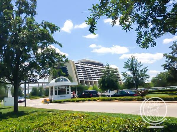 Disney's Contemporary Lodge