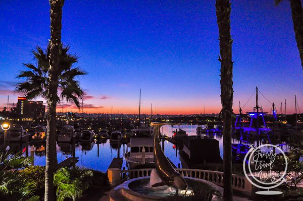 Waterfront in San Diego