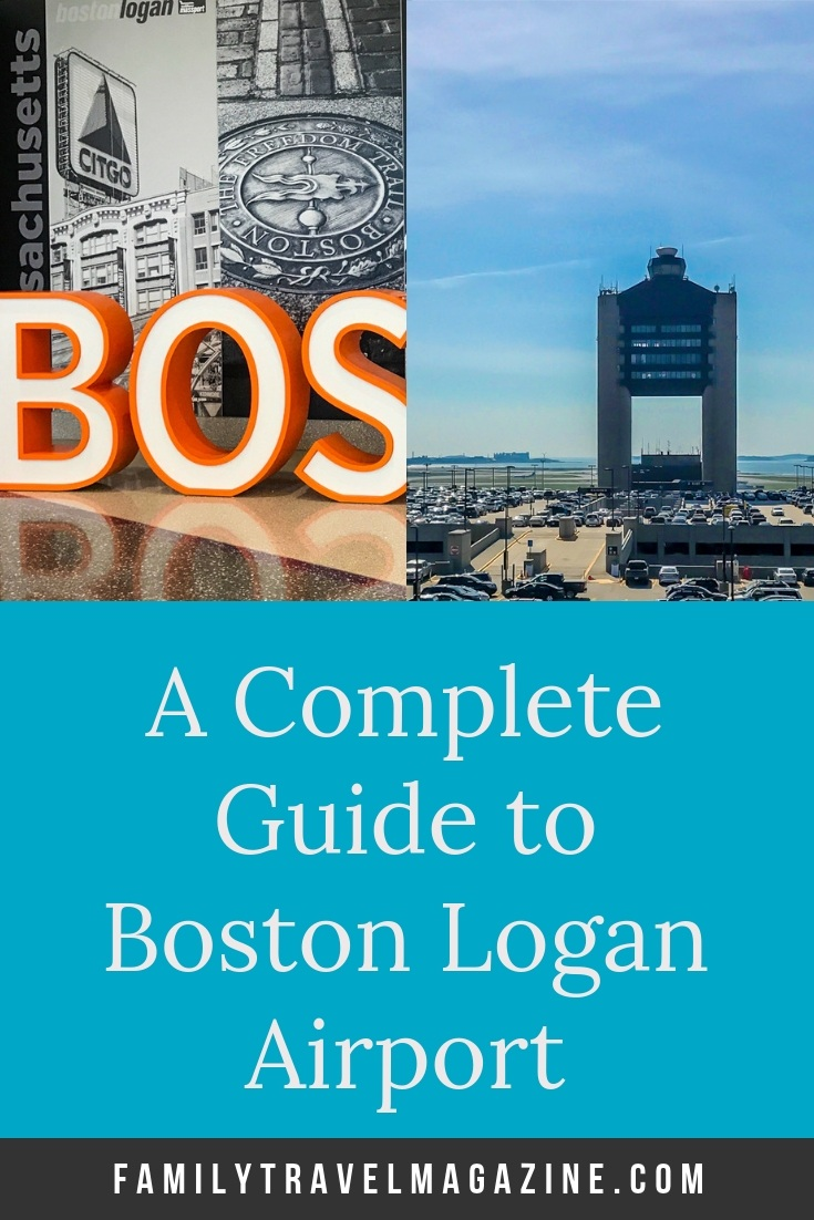 A complete guide to Boston Logan Airport including rental cars, hotels, terminals, parking, and more.