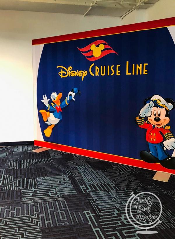 Disney Cruise Line at PortMiami