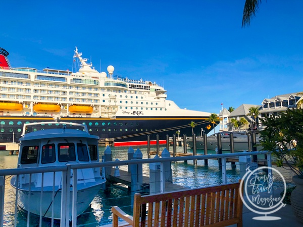 Disney Magic at Key West