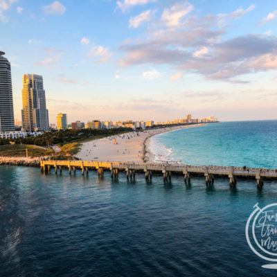 Sailing From the Miami Cruise Port: PortMiami