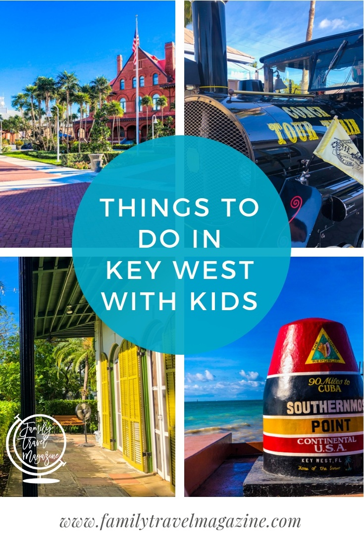 Things to do in Key West with kids, including beaches, as well as restaurant and hotel recommendations.