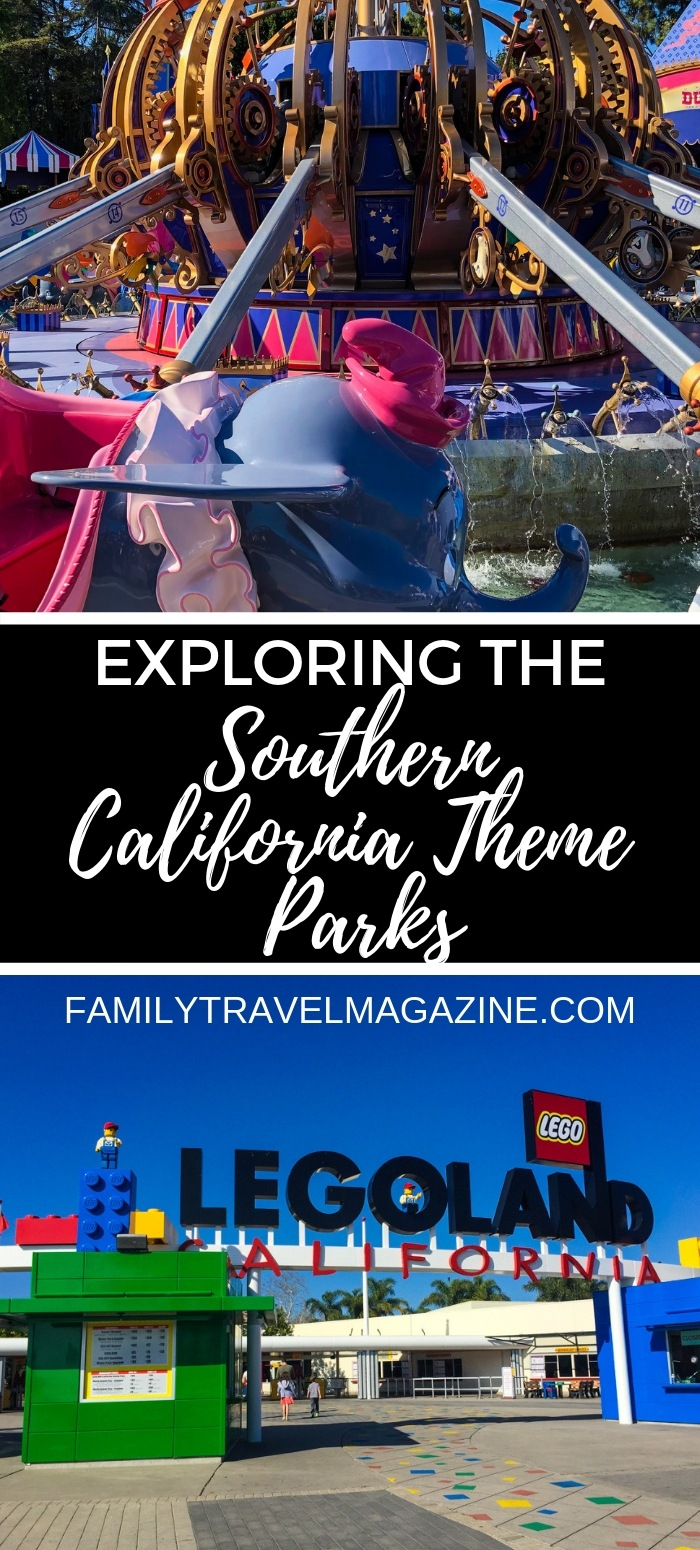 If you love rides and theme parks, you'll definitely want to visit the Southern California Theme Parks. Read our overview with which parks to visit and for how long.