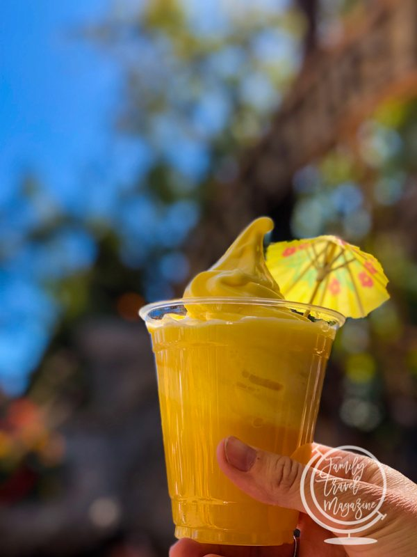 Dole Whip Float at Disneyland