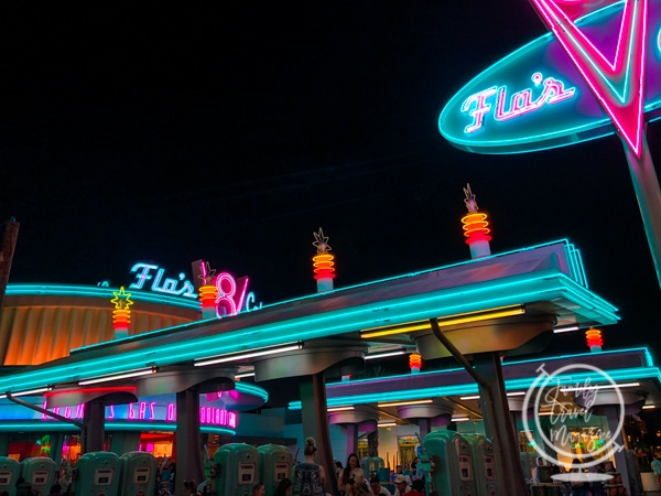 Flo's at Radiator Springs