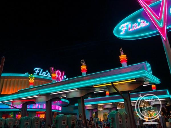 Flo's at Radiator Springs