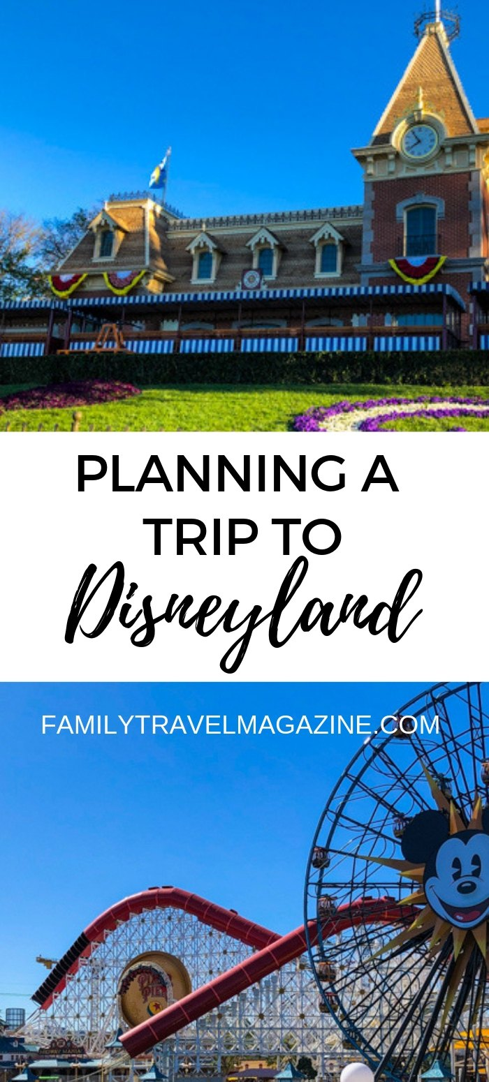 Tips for planning a trip to Disneyland, including hotels, MaxPass, airports, tickets, and much more.