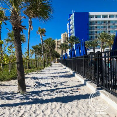 Review of the Hilton Clearwater Beach Resort & Spa