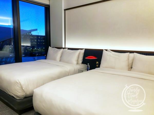 Room at the TWA Hotel