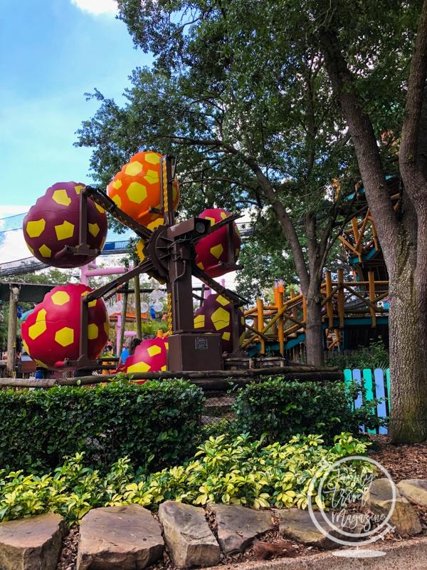 Sesame Street at Busch Gardens