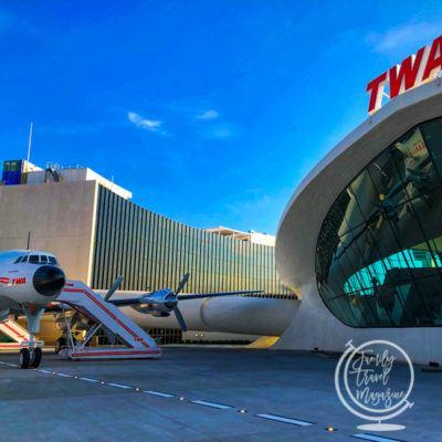 TWA Hotel Connie
