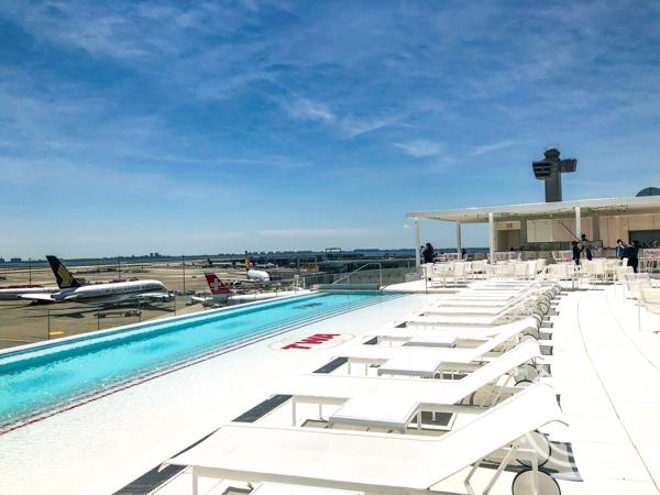 Pool at the TWA Hotel