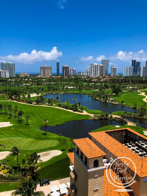 Golf courses at the JW Marriott