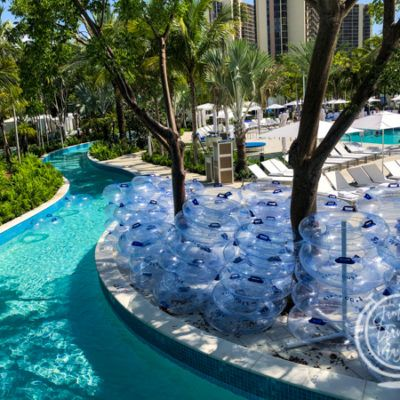 JW Marriott Turnberry Miami Resort and Tidal Cove Water Park