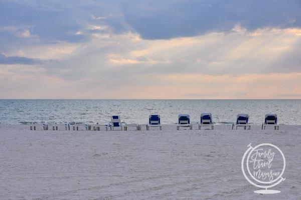 The Beach at the Marco Beach Ocean Resort