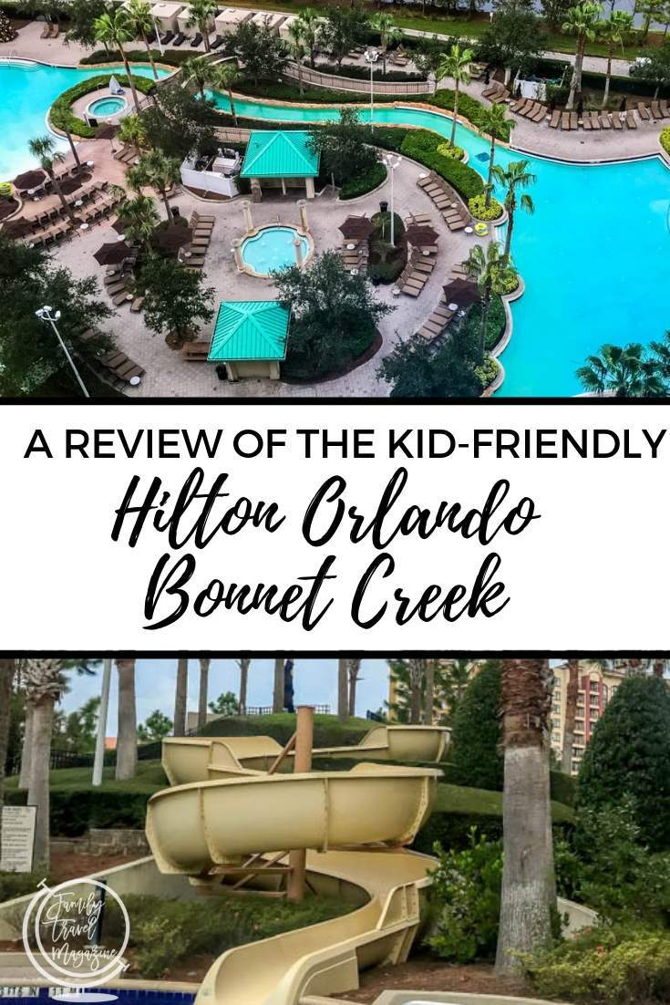 Hilton Orlando Bonnet Creek review