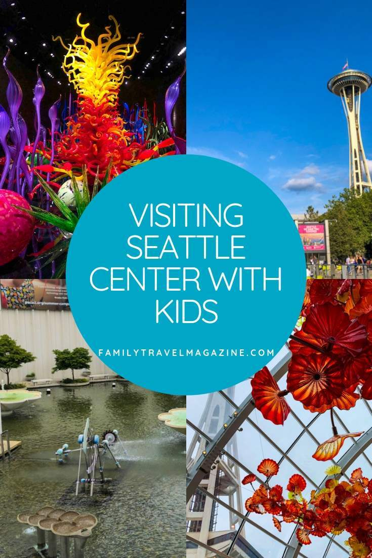 A guide to Seattle Center - home to the Space Needle, several museums, and several events and festivals.