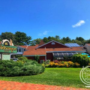 A review of the family-friendly Meadowmere Resort, located in Ogunquit Maine, offering indoor and outdoor pools and other families activities.