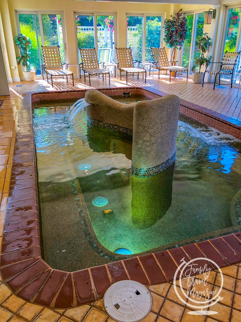 The Roman Spa at the Meadowmere