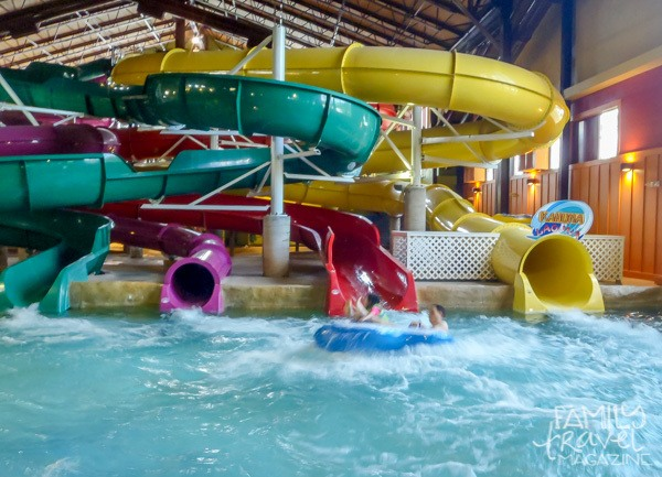 Kahuna Laguna indoor water park