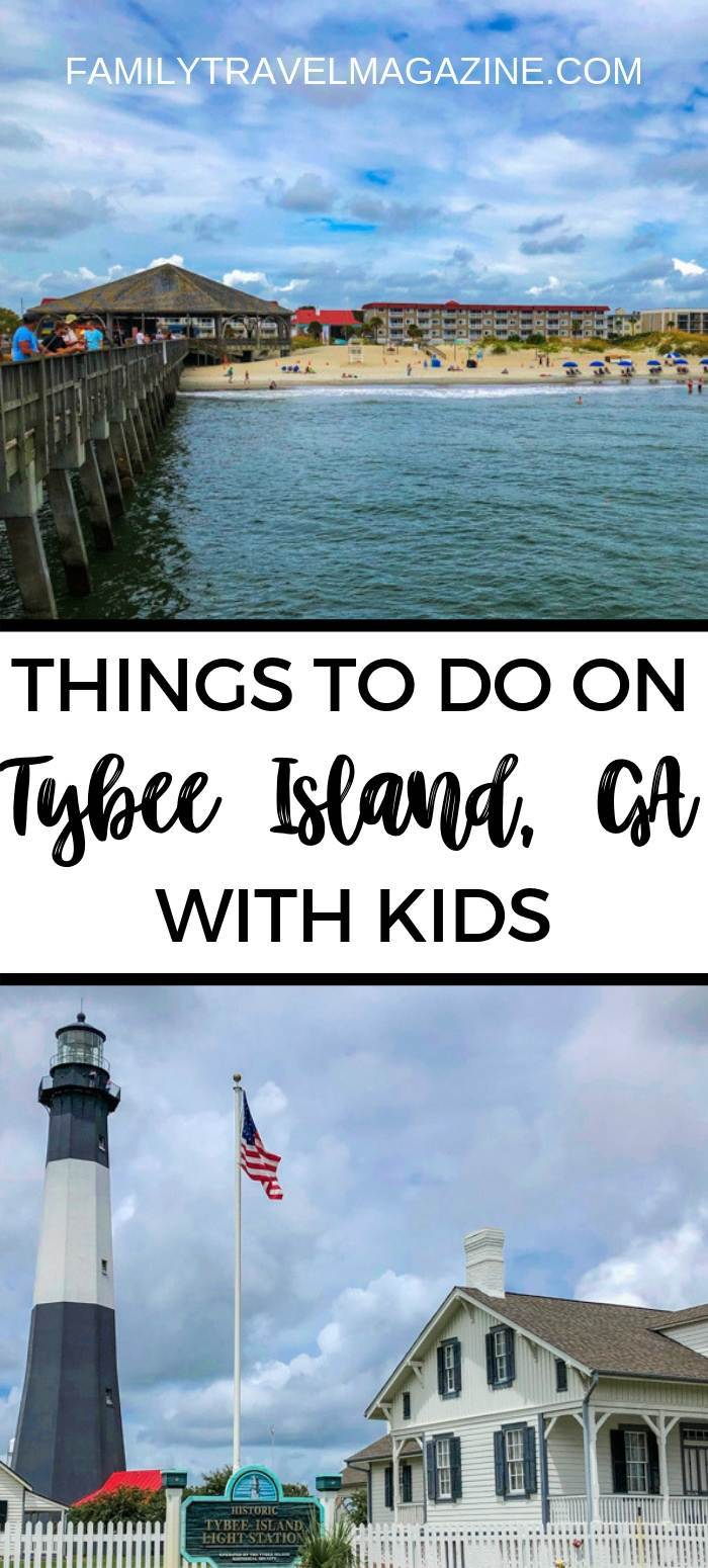 Things to do on Tybee Island, GA with kids