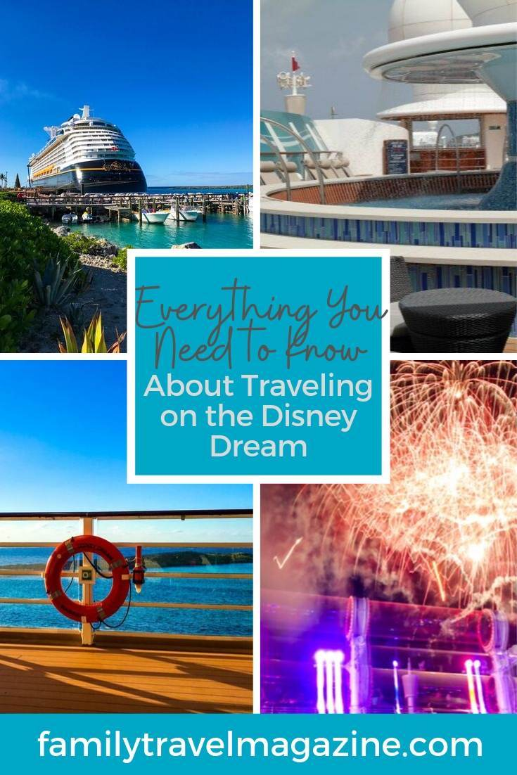 Planning to cruise on the Disney Dream? Here's everything that you need to know about cruising on the Disney Cruise Line's Disney Dream, including restaurants, activities, amenities, and staterooms.
