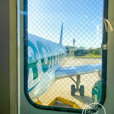 Review and Tips for Flying Frontier Airlines