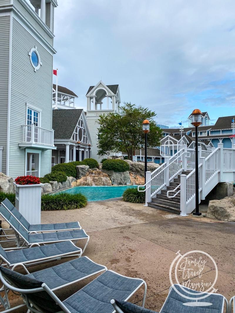 Stormalong Bay at the Yacht Club