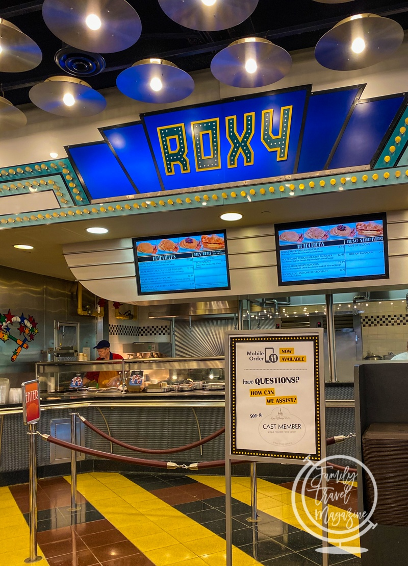 The World Premiere Food Court