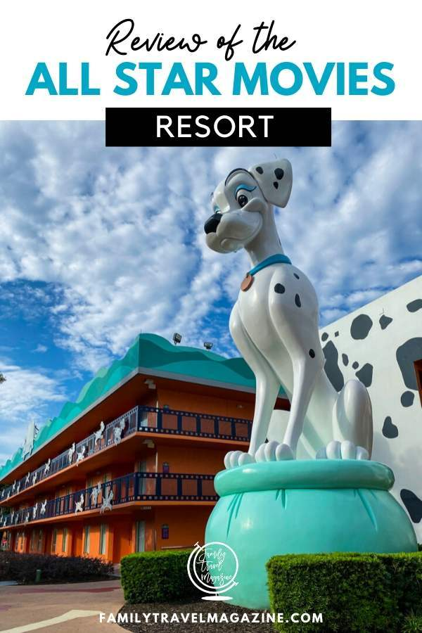 Review Of The Disney All Star Movies Resort Family Travel Magazine