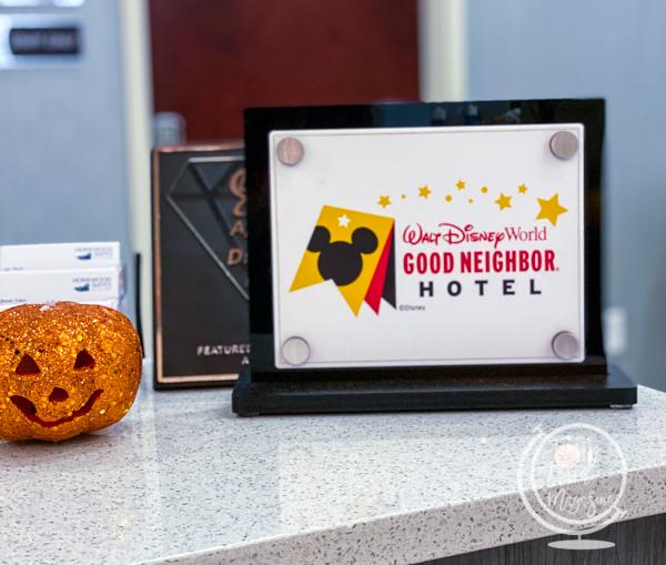 A Disney Good Neighbor Resort designation