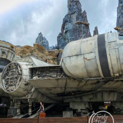 A Galaxy's Edge Guide From a Non-Fan of Star Wars