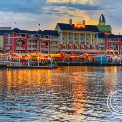 All About the Disney Boardwalk: Restaurants, Resort, and Entertainment