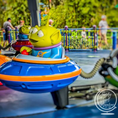 Review of Toy Story Land at Walt Disney World