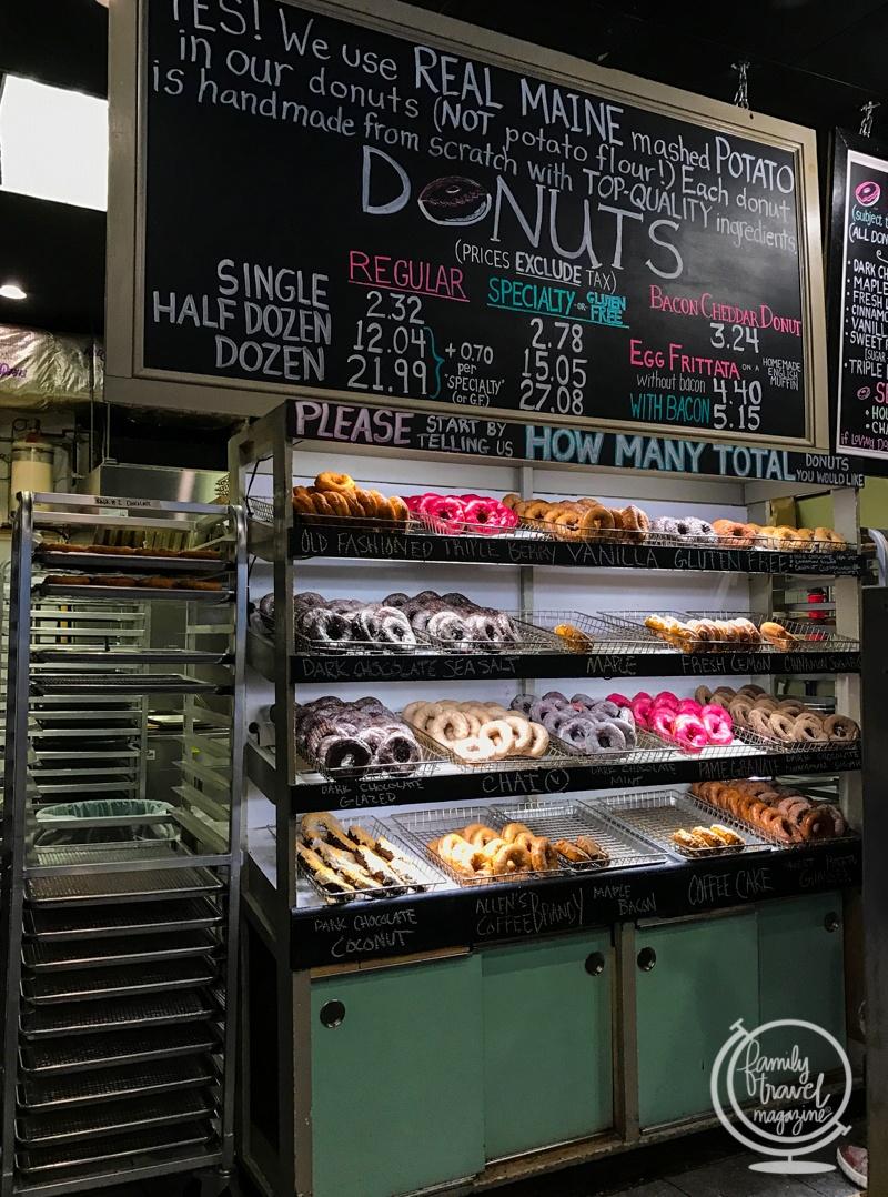 The Holy Donut restaurant