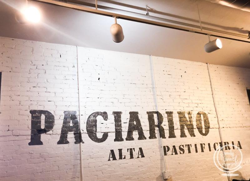 Paciarino Restaurant