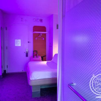 Review of the Yotel Times Square NYC