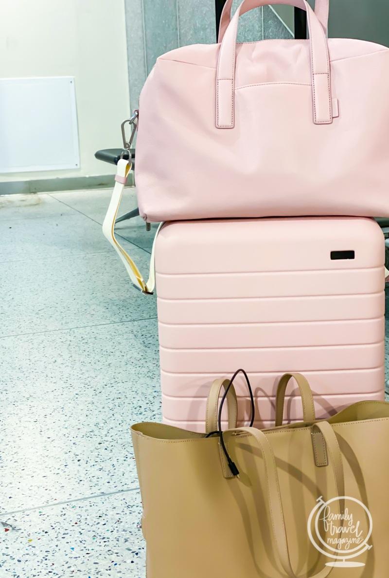 Away suitcases