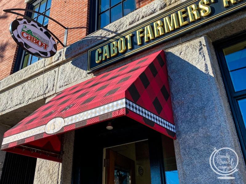 Cabot Farmers Annex