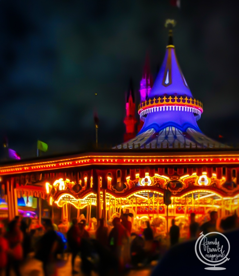 Carrousel at the Magic Kingdom