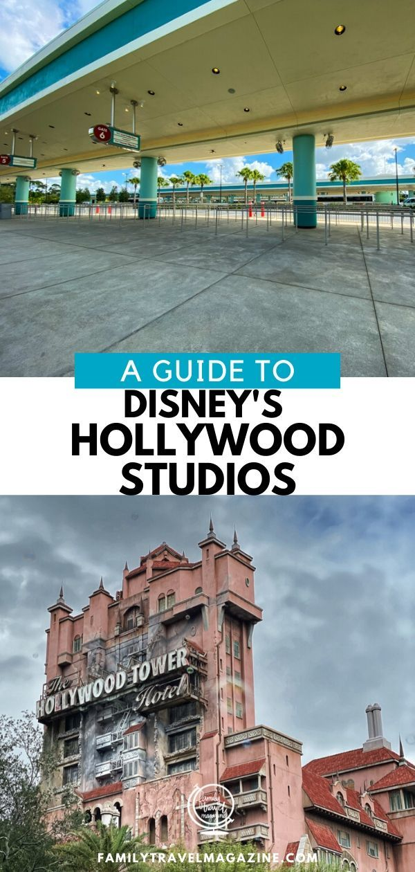 A complete guide to Disney's Hollywood Studios Orlando, including information about rides, shows, characters, restaurants, transportation, and nearby resorts.