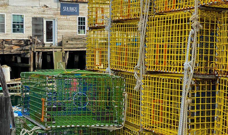 Seabags in Portland Maine
